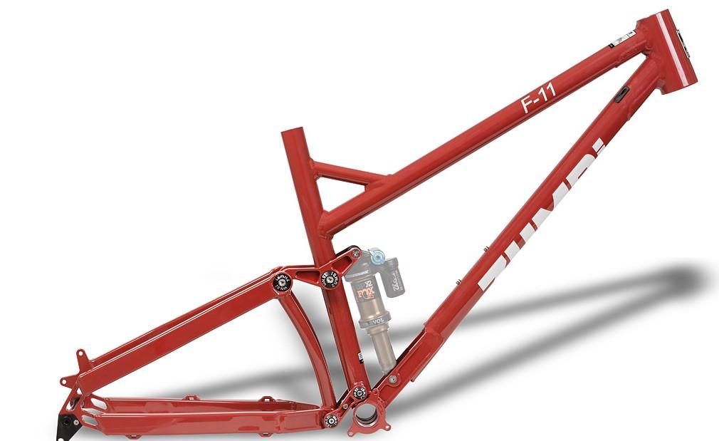 bike frame 150mm