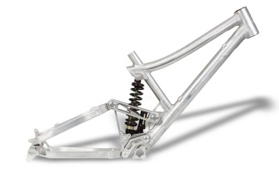 downhill frame fox