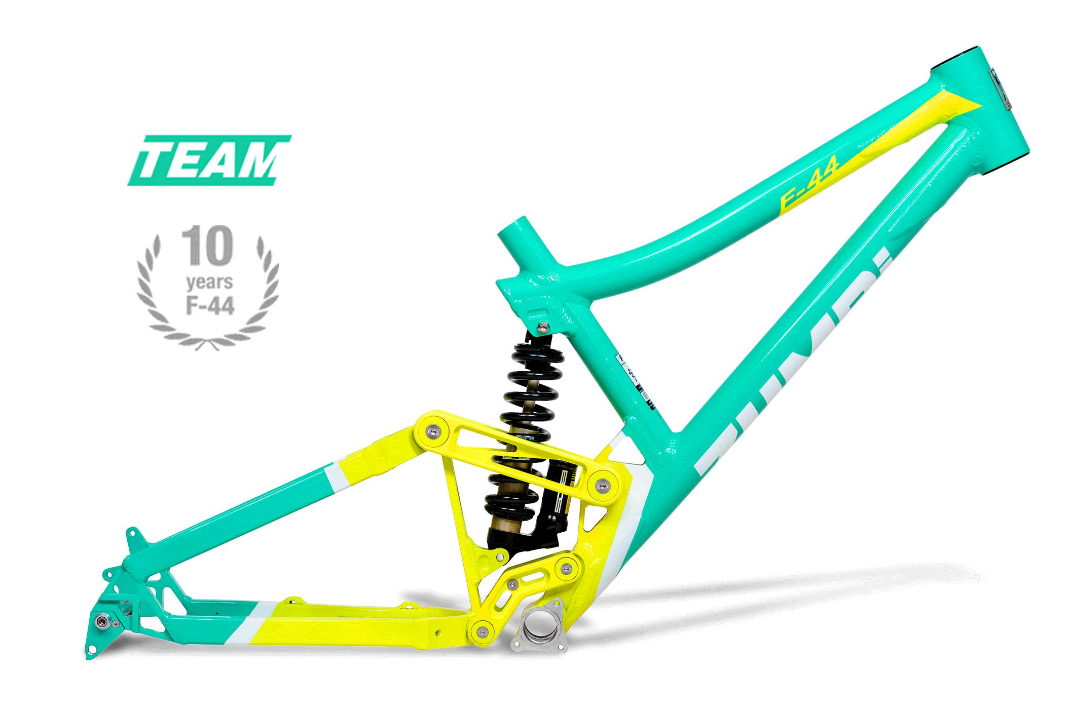 downhill frame - Zumbi Cycles