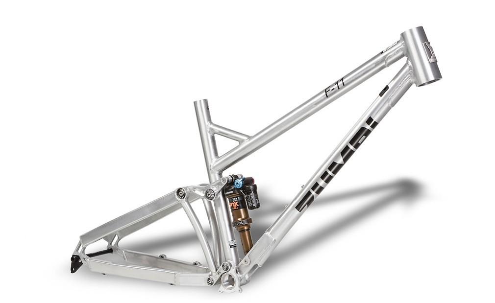 zumbi cycles raw velo cadre