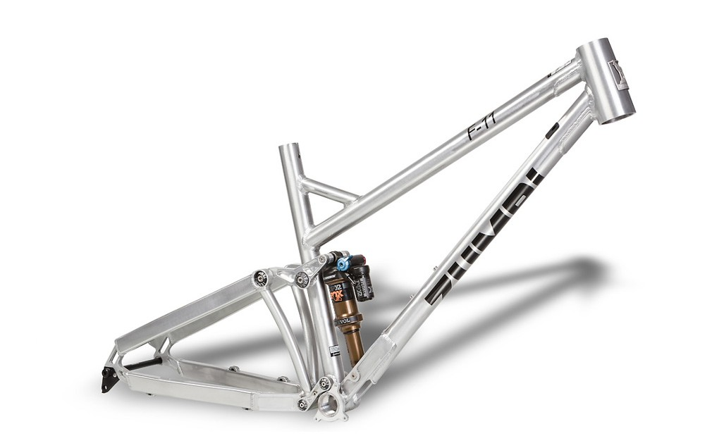 zumbi cycles raw bike frame