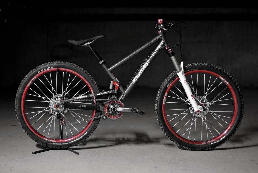 4XR bike zumbi