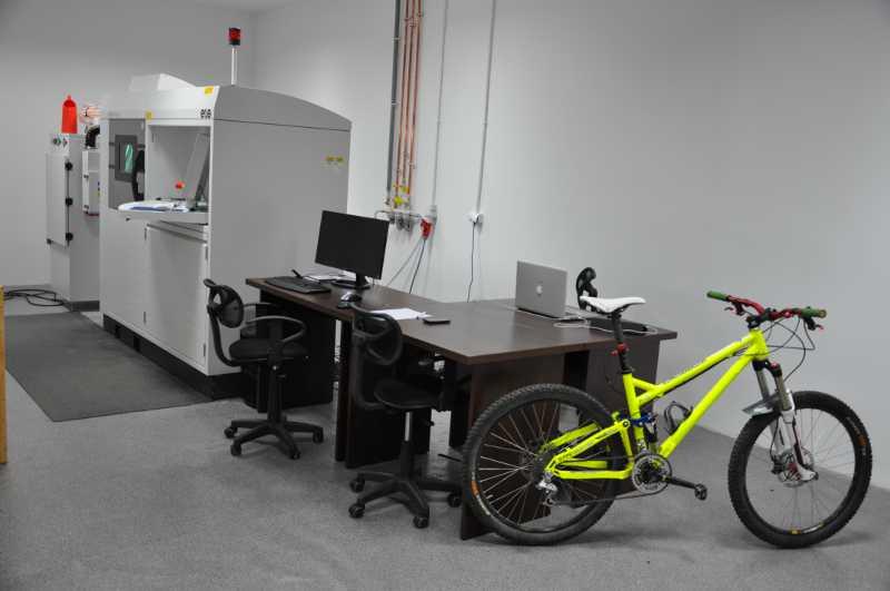 factory lab zumbi cycles