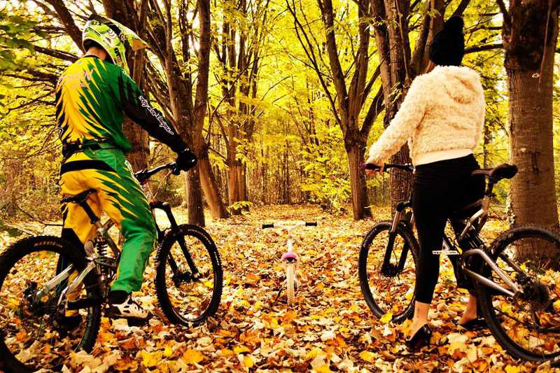 zumbi cycles enduro dh