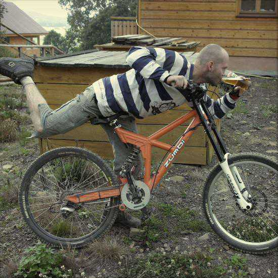 zumbi cycles poland bike frame dhteam