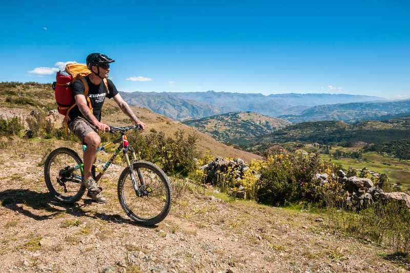 zumbi cycles ski bike expedition peru