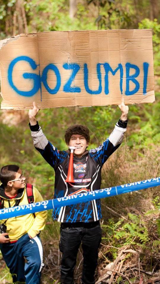 zumbi factory racing enduro
