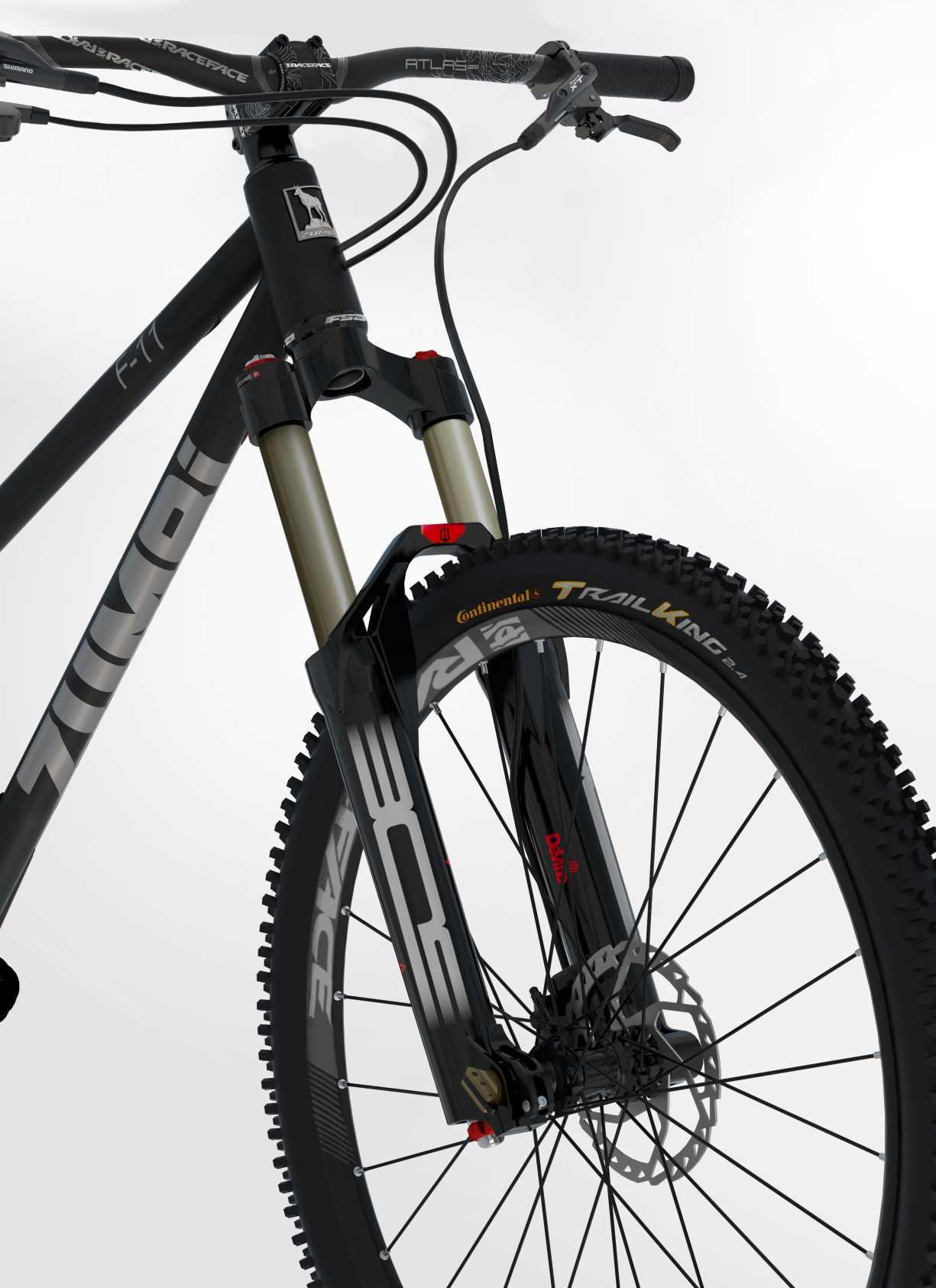 F11 zumbi cycles uk 3