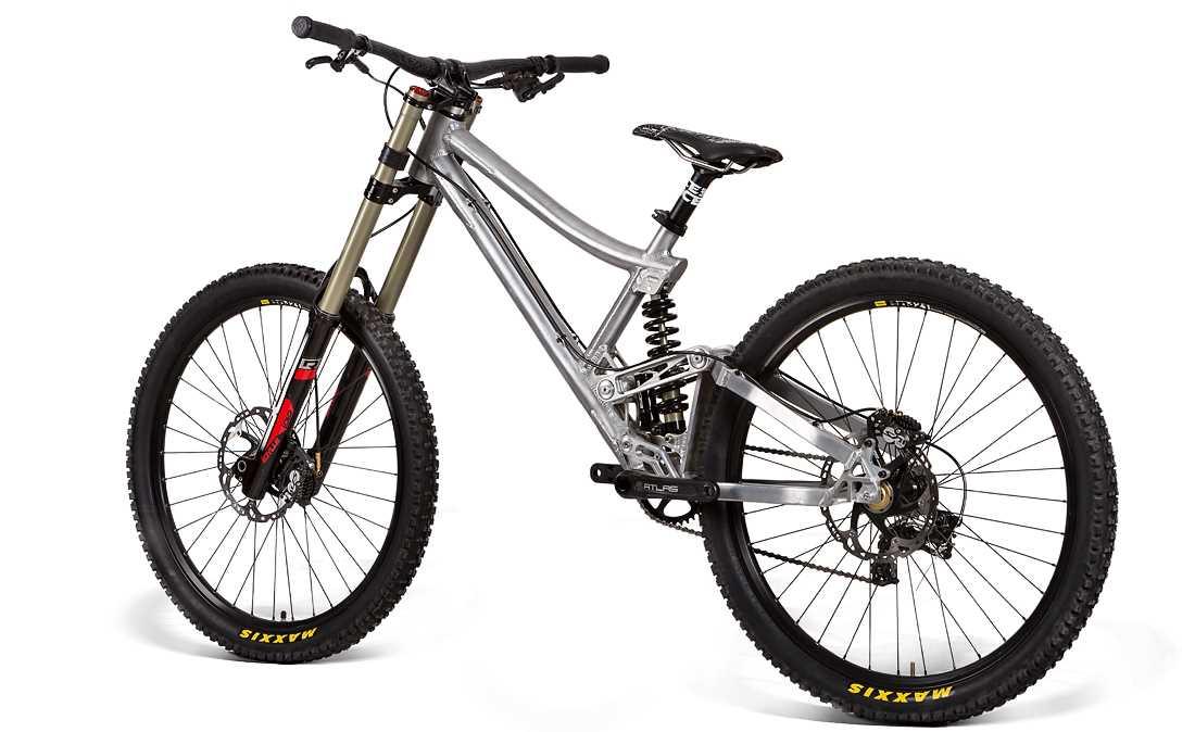 downhill bike 1