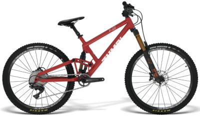 velo-enduro 180mm