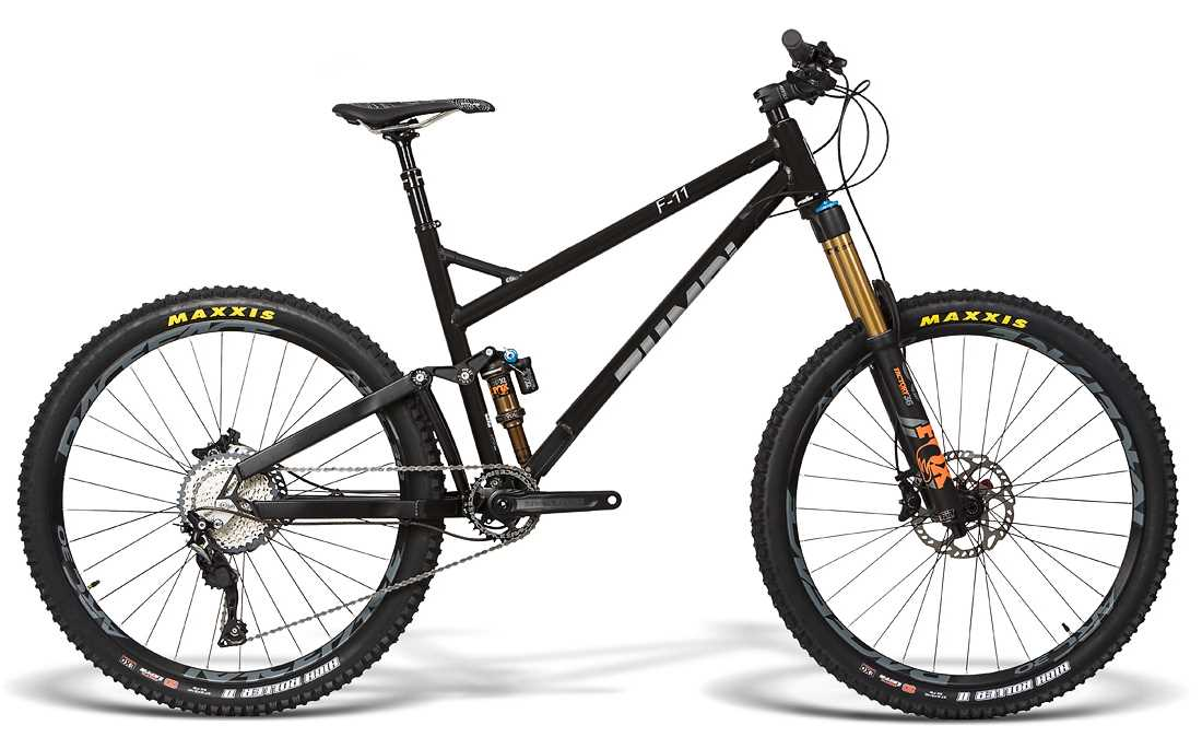 mtb enduro 650b fox zumbi cycles