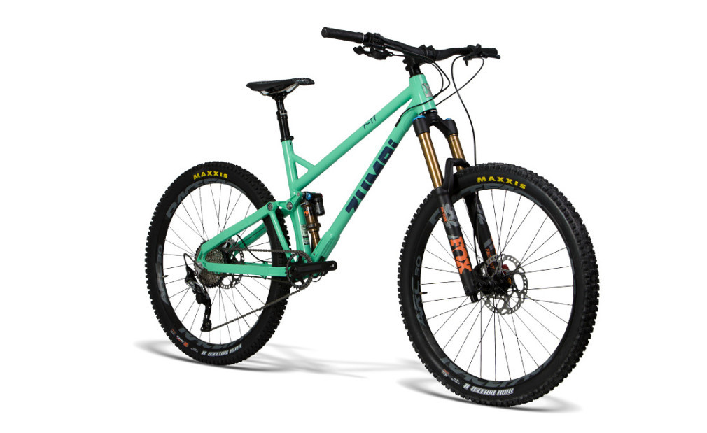 mtb bike 650b fox zumbi cycles team