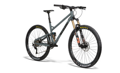 trail bike fox facory 29 zumbi cycles grey