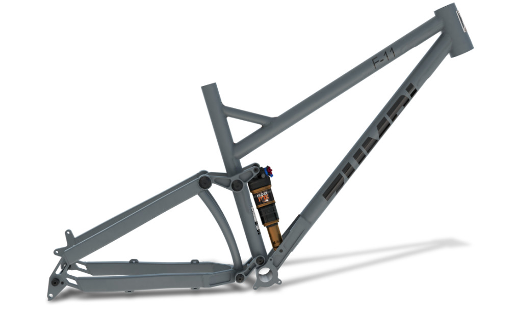 ENDURO MTB FRAME F11   Zumbi Cycles