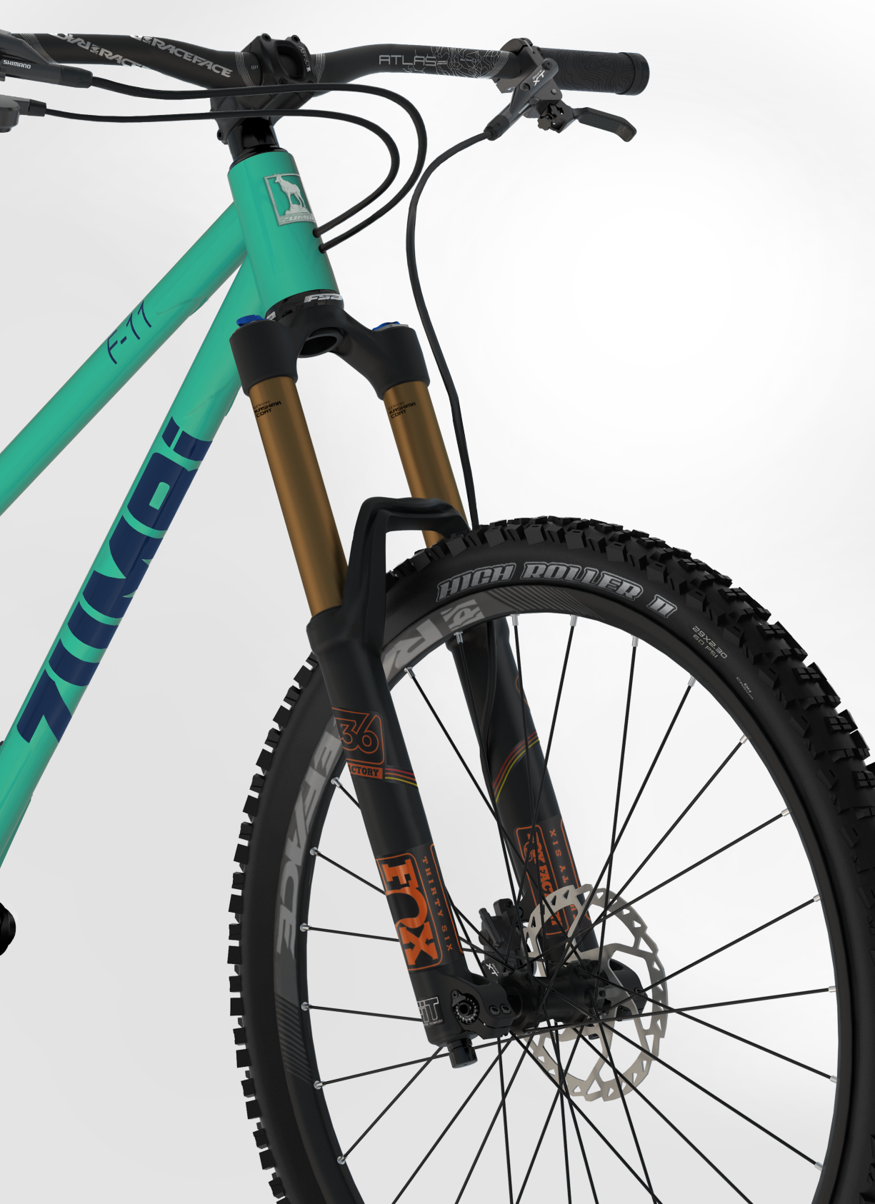 damski rower gorsk -fox 29
