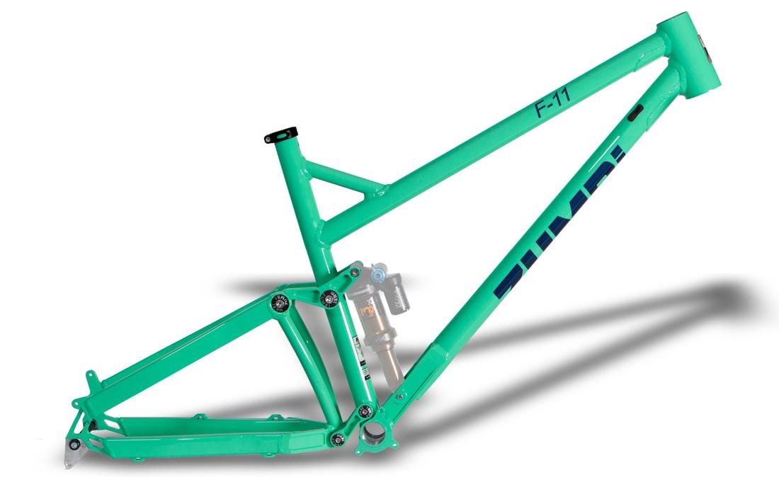 bike frame zumbi
