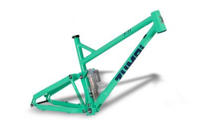 velo cadre zumbi cycles team