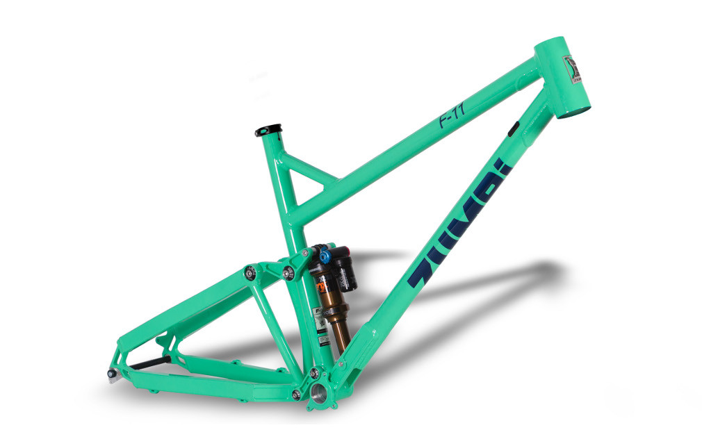 enduro frame fox kashima zumbi cycles