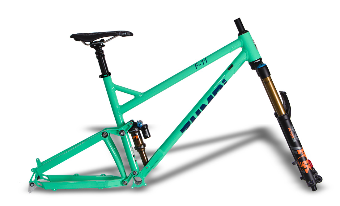 enduro frame set zumbi