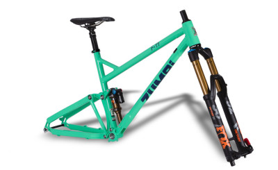 enduro frame set zumbi team