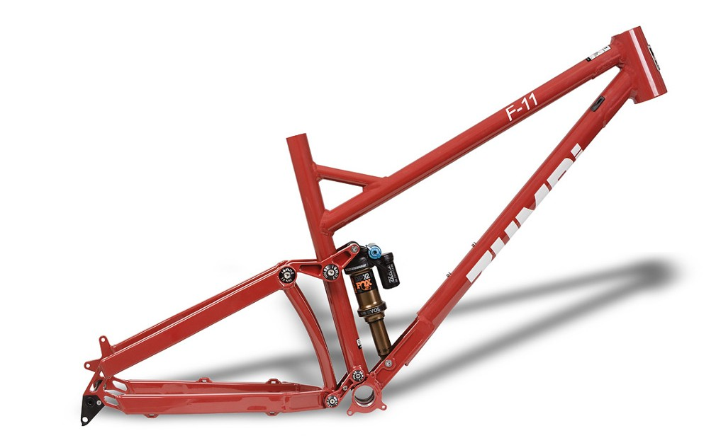 enduro mtb frame 150mm