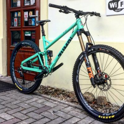 zumbi cycles bikes f11 27 M test