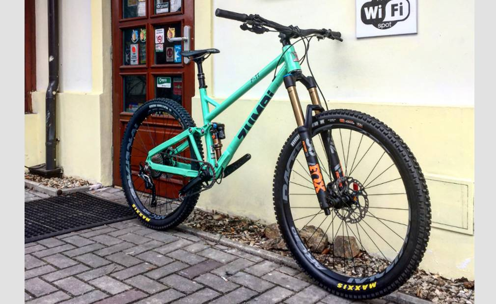 zumbi cycles velo f11 27 M test