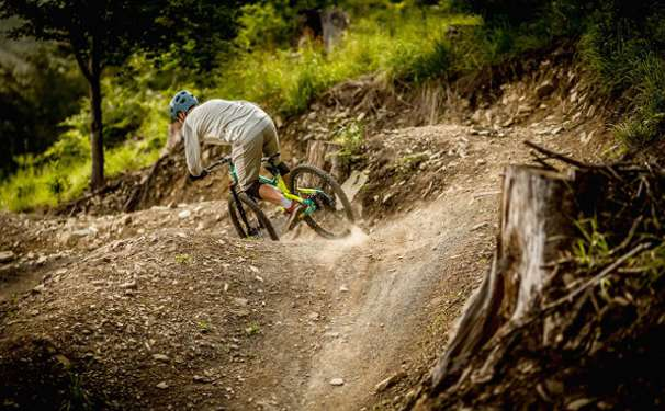 bike park enduro trails bielsko zumbi cycles