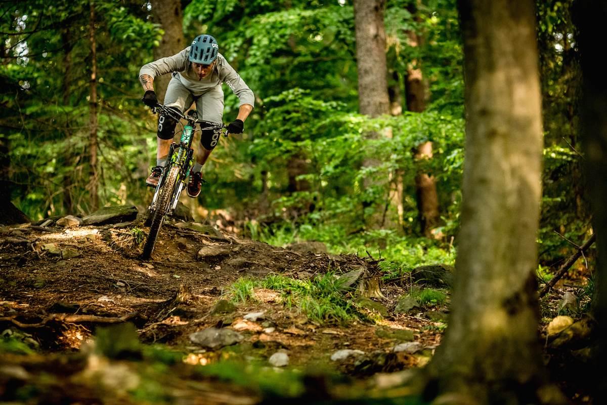 bike park enduro trails bielsko zumbi cycles f11 3