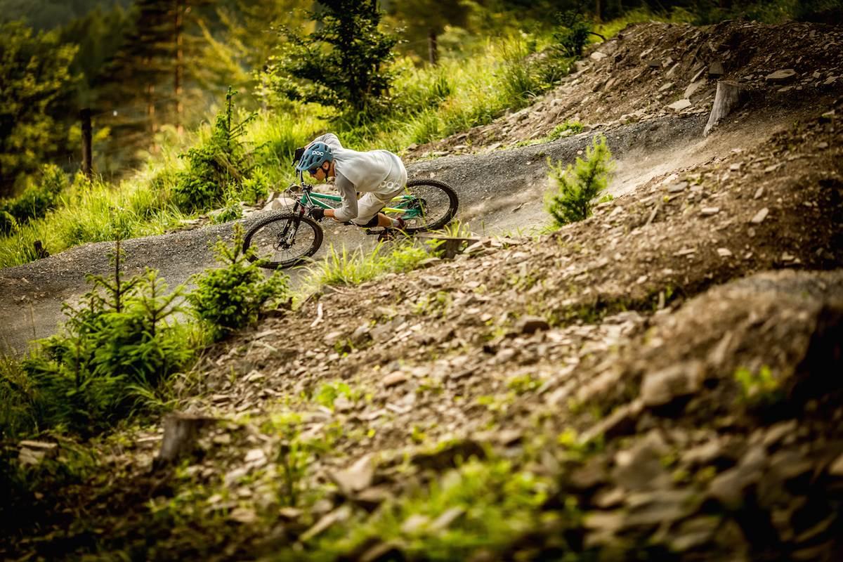 zumbi cycles bike park enduro bike 4