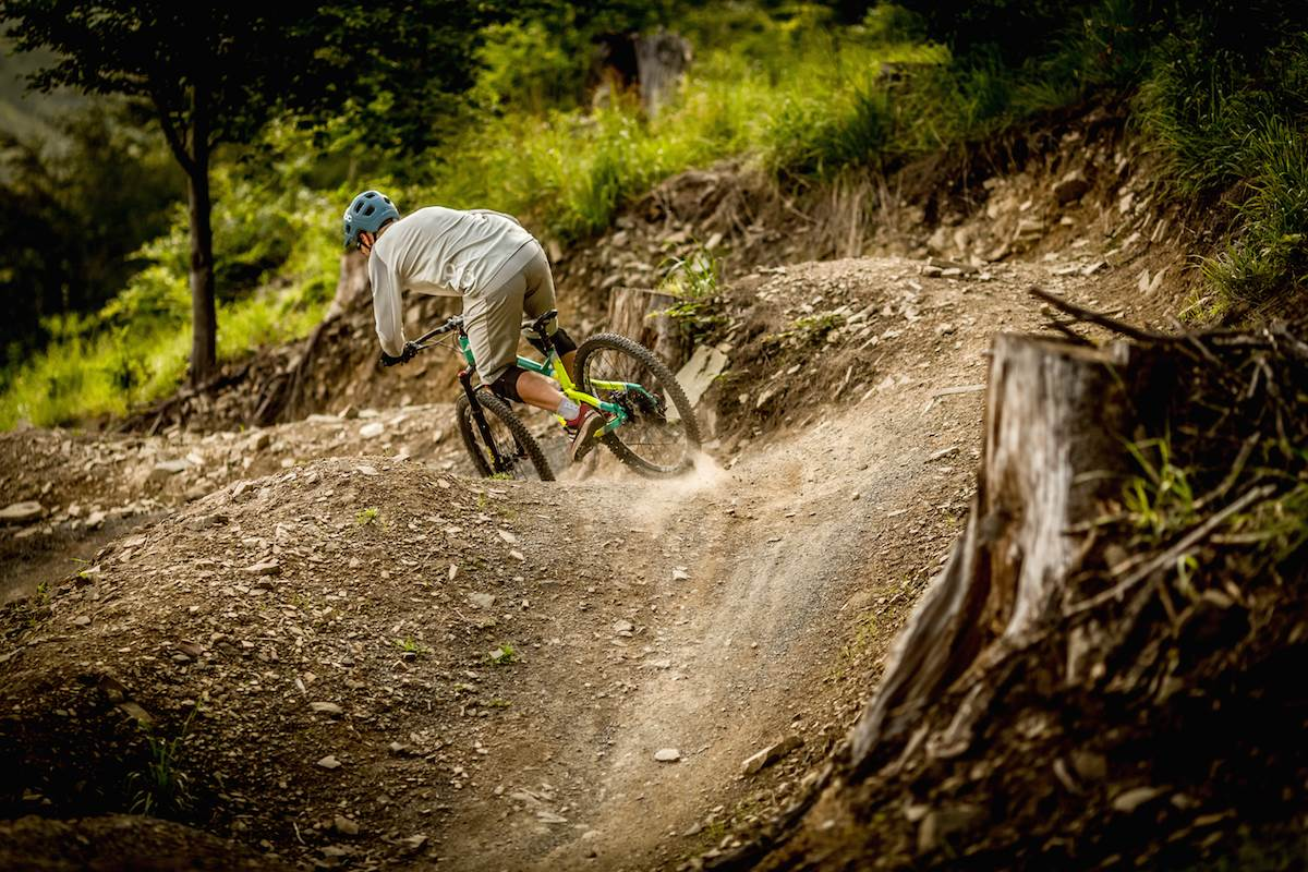 zumbi cycles bike park enduro bike 5