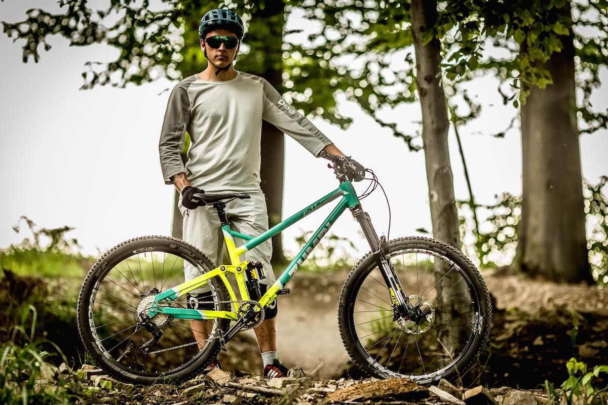 zumbi cycles bike park enduro bike 6