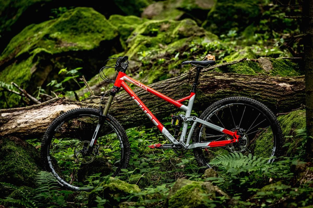 rower enduro 275 skok 160mm zumbi cycles f11 1