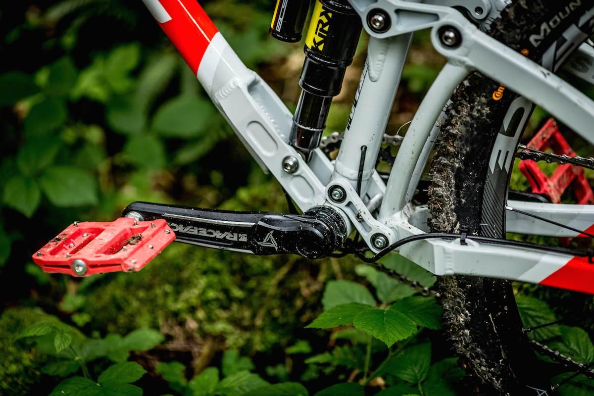 rower enduro 275 skok 160mm zumbi cycles f11 4