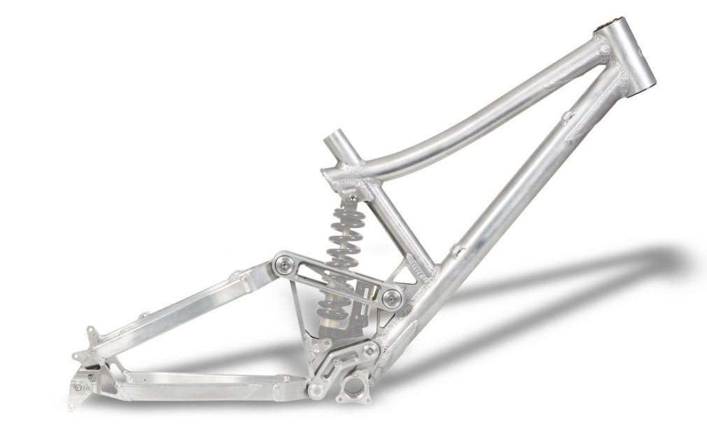 F44 zumbi bike frame