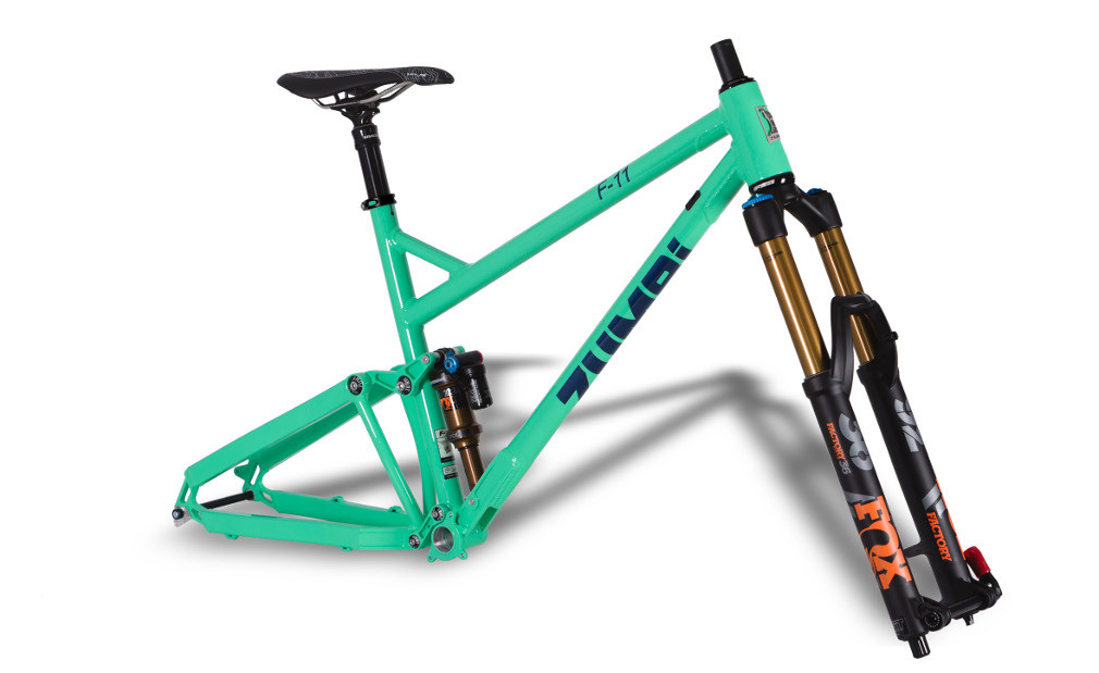enduro frame set fox zumbi cycles