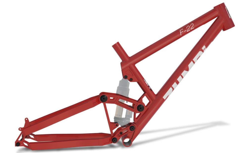 bike frame f22