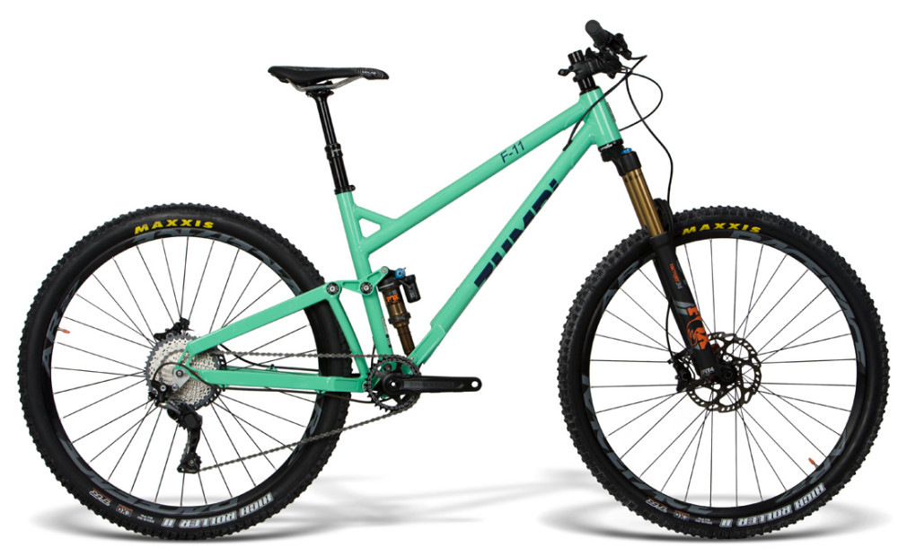 rower mtb bike f11 29 fox zumbi cycles racing