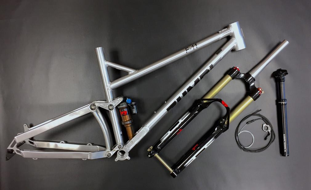 rower f11 testowy zumbi cycles
