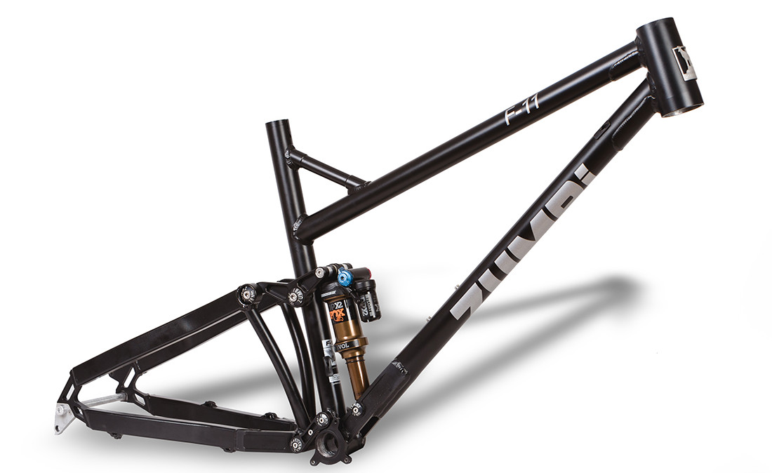 F11 27.5 black frame zumbi with fox