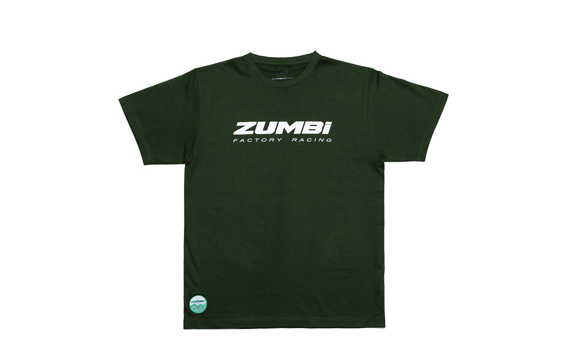 NATURAL SELECTION T-SHIRT ZUMBI
