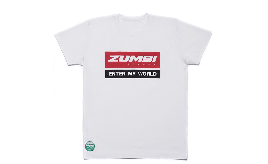ZUMBI LOGO-T SHIRT