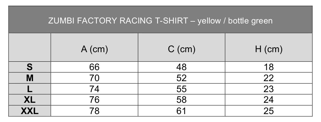 t-shirt zumbi1