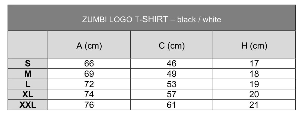 t-shirt zumbi2